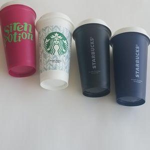 Starbucks Reusable hot drink cup